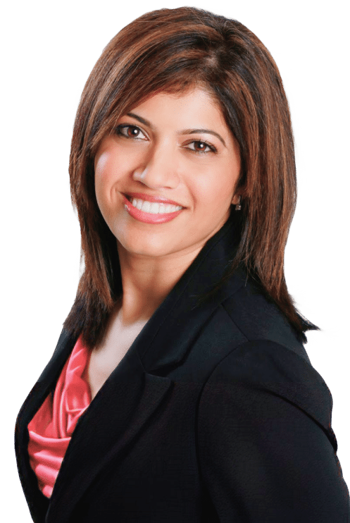 Kavitha Gowda, DDS founder of Perfect Smiles Dentistry in Everett, Washington